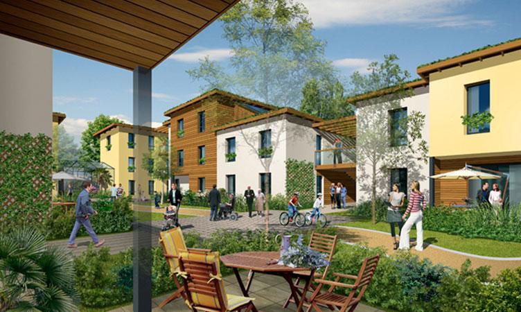 Eco-résidences intergénérationnelles